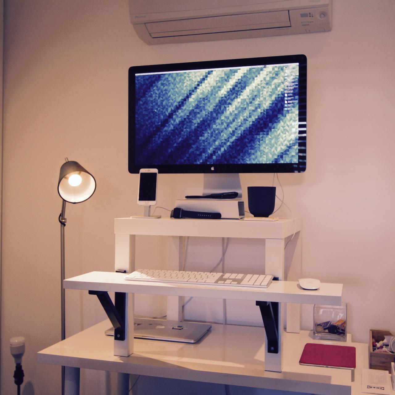 33 ikea standing desk