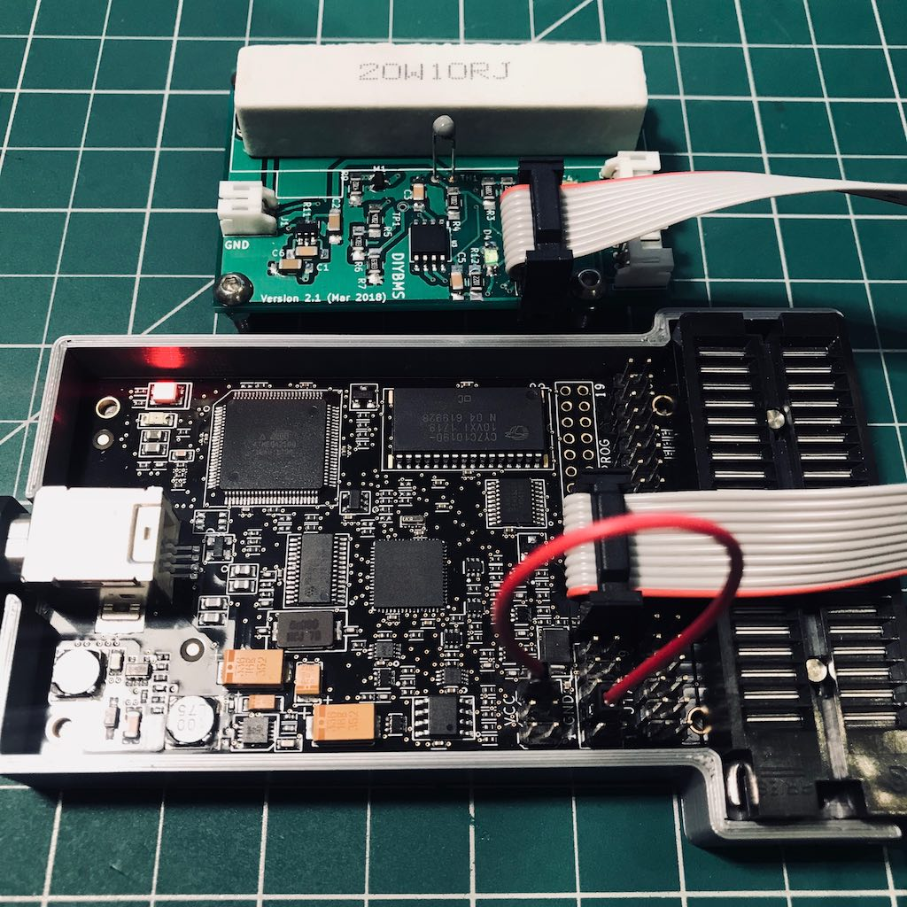 ATTiny85 connected to AVR Dragon on macOS via ISP